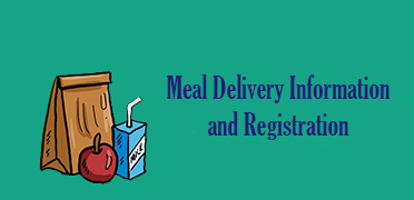 Info and registration for meal delivery while students at home 2020-21, click here