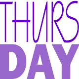Click here for the Thursday announcements
